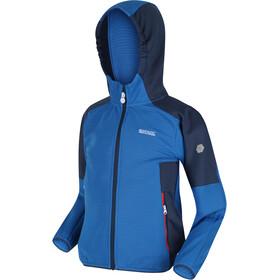 Regatta Jenning II Jacket Kids, nautical blue/dark denim